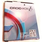 iDROID ikon Z5 Battery